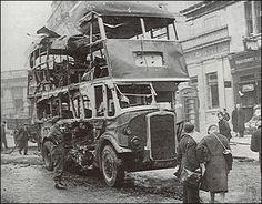 WWII Redland, Bristol Courtesy of the proprietors of the Bristol Evening Post Ww2 History, British History, Bristol England, Home Guard, Bristol City, The Blitz, Air Raid, Battle Of Britain, Luftwaffe