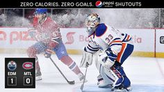 Edmonton Oilers Cam Talbot stopped 'em all plus three more in the shootout for another @pepsi shutout.