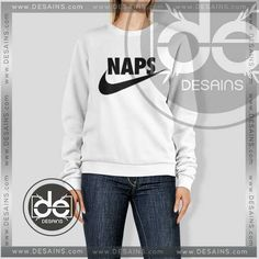 Buy Sweatshirt Naps Just Do It Sweater Womens and Sweater Mens