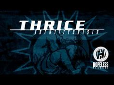 Thrice - To What End - YouTube