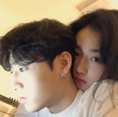 387 images about couple on we heart it see more about couple Boyfriend Goals Relationships, Cute Relationship Goals, Ulzzang Couple, Ulzzang Girl, Cute Korean, Korean Girl, Fake Instagram, Couple Goals Cuddling, Ulzzang Korea