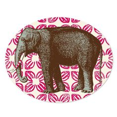Bazaar Collection Elephant Tray design by Thomas Paul