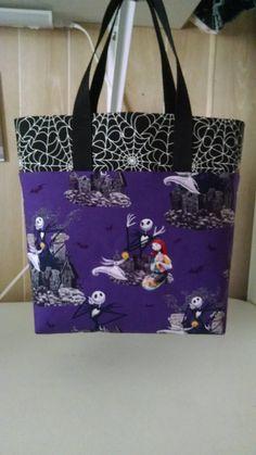 Halloween Childrens Halloween Trick or Treat Bag Nightmare