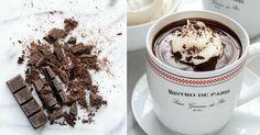 Recept na francouzskou horkou čokoládu