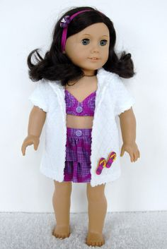 American Girl Doll Clothes 18 inch Doll by TwirlyDollDesign, $21.99