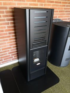 Karen 9 kW - nadmuch, zbiornik 45 kg, VAT Filing Cabinet, Fire, Storage, Furniture, Black, Design, Home Decor, Style, Purse Storage