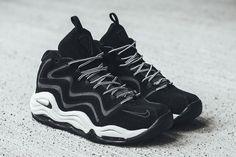 "Nike Air Pippen ""Black/Anthracite"" - EUKicks.com Sneaker Magazine"
