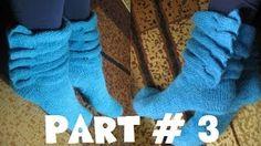 How to knit beautiful socks( part 1)_Носки НЕ Роза ветров ( часть 1) - Perfect Sensational