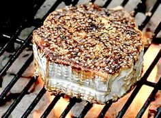 Grilled Goat Cheese Recipe