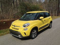 Fab Find: Fiat 500L -------------------------------------------------- When it comes to affordable newer cars for college students your choices typically range from a subcompact hatchback to a compact sedan. The one challenge with both these types of vehicles is that the storage room is often too limited