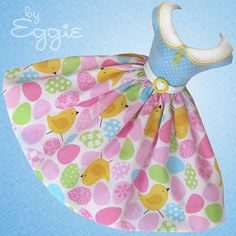Eggs-travaganza-Vintage-Reproduction-Repro-Barbie-Doll-Dress-Clothes-Fashions