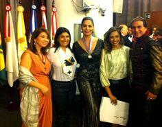 ♥ Vips e Personalidades recebem Homenagem na Câmara Municipal em São Paulo ♥  http://paulabarrozo.blogspot.com.br/2014/09/vips-e-personalidades-recebem-homenagem.html