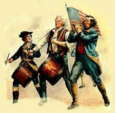 http://www.bing.com/images/search?q=revolutionary war symbols
