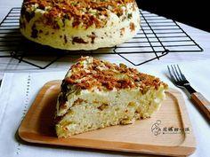 水蒸香蔥鹹蛋糕(電鍋料理)