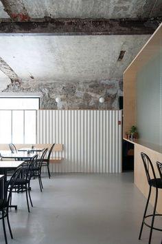 DIZENGOF99 Cafe Moscow by Crosby Studios & Valya Zaytseva | http://www.yellowtrace.com.au/crosby-studios-dizengof99-restaurant-moscow/