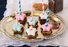 Star Marshmallow S'mores Treats ~ Perfect for the Fourth of July! (she: Ruthie) - Or so she says...
