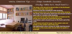 #Real_Vastu_Solutions #Vastu_Shastra #Vastu_tips_for_Study_Table #Vastu_tips_for_Study_room Get Vastu Shastra tips for success and progress in academics!!