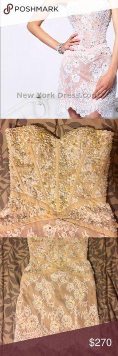 Spotted while shopping on Poshmark: Stunning Sherri Hill dress! #poshmark #fashion #shopping #style #Sherri Hill #Dresses & Skirts