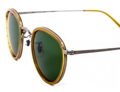 MP-2 SUNGLASSES BY OLIVER PEOPLES | Oliver Peoples Designer Eyewear: Distinctive Luxury Sunglasses & Optical