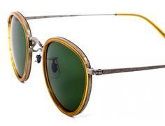 MP-2 SUNGLASSES BY OLIVER PEOPLES | Oliver Peoples Designer Eyewear: Distinctive Luxury Sunglasses & Optical