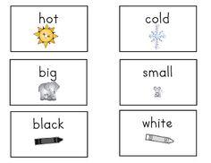 Antonyms - A Teeny Tiny Teacher