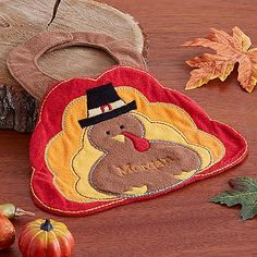 Need a unique gift? Send Little Gobbler Bib and other personalized gifts at Personal Creations. Thanksgiving Baby, Flowers Delivered, Cozy Christmas, Toddler Gifts, Food Gifts, Baby Bibs, Hostess Gifts, Fall Decor, New Baby Products