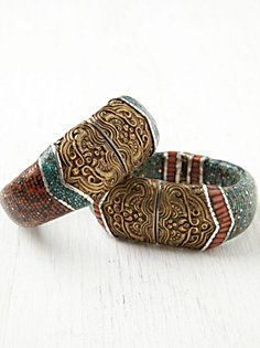 'JP and Mattie' Nepalese Bracelet @ Free People