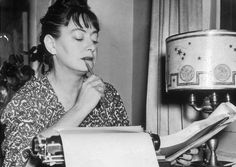 13 Vintage Photos Of Famous Authors Writing
