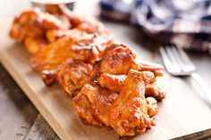 Baked Chipotle Ranch Wings Recipe   Hidden Valley®