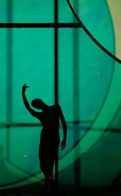 Olafur Eliasson creates scenes of visual trickery for Tree of Codes ballet production