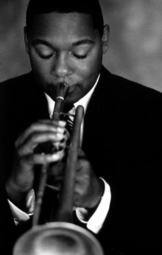 Wynton Learson Marsalis is a trumpeter, composer, bandleader, music educator, and Artistic Director of Jazz at Lincoln Center. Marsalis has promoted the appreciation of Classical and Jazz music often to young audiences. Awarded the first Pulitzer Prize for Music for a jazz recording.