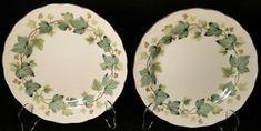 Greenwood 932 | DR Vintage Dinnerware and Replacements Vintage Dinnerware, Nikko, Salad Plates, Decorative Plates, Modern, Home Decor, Trendy Tree, Decoration Home, Vintage Dishware