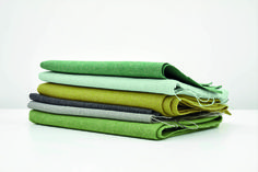 """New Collection 2016 """"Grade"""" A combination of wool and linen gives this high performance weave a rustic yet stylish feel, enhanced by a contemporary palette of mature earthy hues, fresh neutrals and brighter tones. A distinctive mottled surface perfectly complements the dry, chalky finish, supple handle and satisfying fluid drape."""