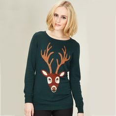 : Stag Sweater