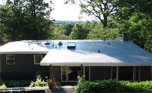 Metal Roofing Cost Vs Asphalt Shingles In 2020 Metal Roof Prices In 2020 Flat Roof Materials Roof Cost Composite Roof Shingles