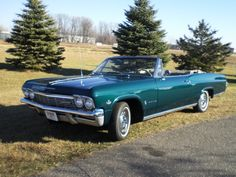 I really am keen on this colouring scheme for this chevy convertible restorations Chevrolet Impala 1965, 65 Chevy Impala, Chevrolet Usa, Classic Chevrolet, Chevrolet Corvette, Convertible, Impala For Sale, Gm Car, Camaro Rs