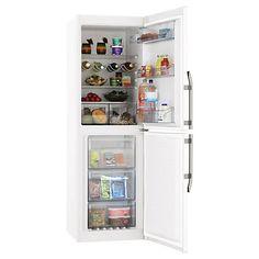 Buy John Lewis JLFFW1818 Fridge Freezer, A+ Energy Rating, 60cm Wide, White Online at johnlewis.com