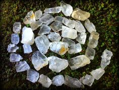 RARE Petalite natural stones The Stone of Angelic Protection by TheSageGoddess, $15.00