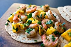 Shrimp and Mango Tacos Recipe - NYT Cooking