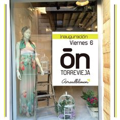 ON - Torrevieja  New Concept Store by #amarillolimon