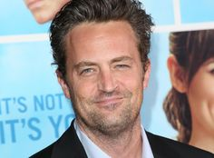 Matthew Perry Shares His Fave Line From Friends @MatthewPerry #Friends #MatthewPerry