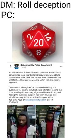 That's one hell of a bluff! Dnd Funny, Stupid Funny, Hilarious, Funny Stuff, Funny Things, Random Stuff, Dankest Memes, Funny Memes, Collateral Beauty