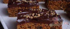 Silně čokoládové CRINKLES   NejRecept.cz Nutella Cake, Crinkles, Other Recipes, Kids Meals, Cake Recipes, Food And Drink, Pie, Baking, Easy