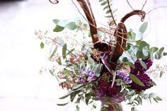 ユーカリ/ブーケ/花束/花どうらく/花屋/http://www.hanadouraku.com/bouquet