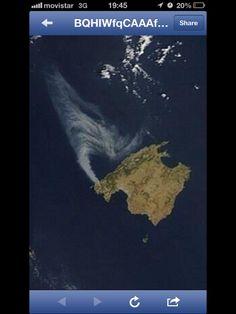 Mallorca fire