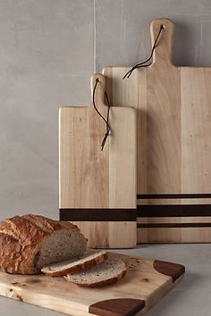 Gourmandise Bread Board from anthropologie