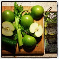 Go green go @Trish Tucker-may