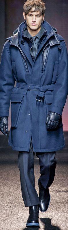 Salvatore Ferragamo Menswear Fall-Winter