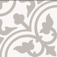 DELLA TORRE Annabelle Gray x Glazed Porcelain Encaustic Floor Tile at Lowe's. Experience a unique combination of timeless Italian design. History and style collide with this old world gray and white pattern tile. Bathroom Floor Tiles, Wall And Floor Tiles, Shower Floor, Wall Tiles, Shower Pan, Floor Patterns, Mosaic Patterns, Belle Epoque, Motif Oriental