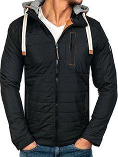 Pandapang Mens Cargo Stand Neck Basic Reversible Zip Jacket Down Vest